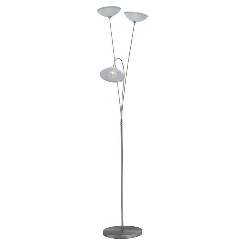 Masterlight Vloerlamp Melani 163 met leeslamp Masterlight 1480-37-06-5