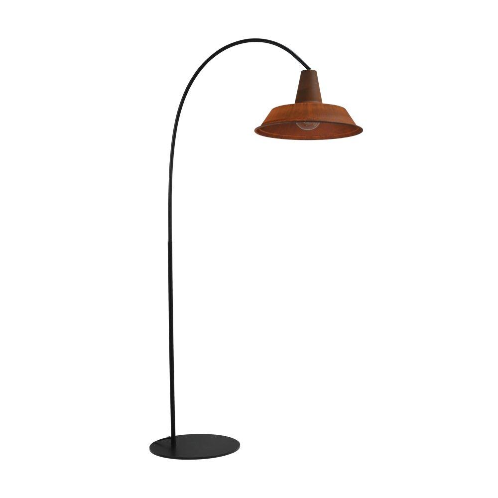 Masterlight Landelijke vloerlamp Industria 186 Masterlight 1547-05-25