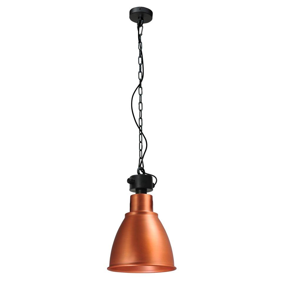 Masterlight Koperen industrie hanglamp Industria 27 Masterlight 2007-55