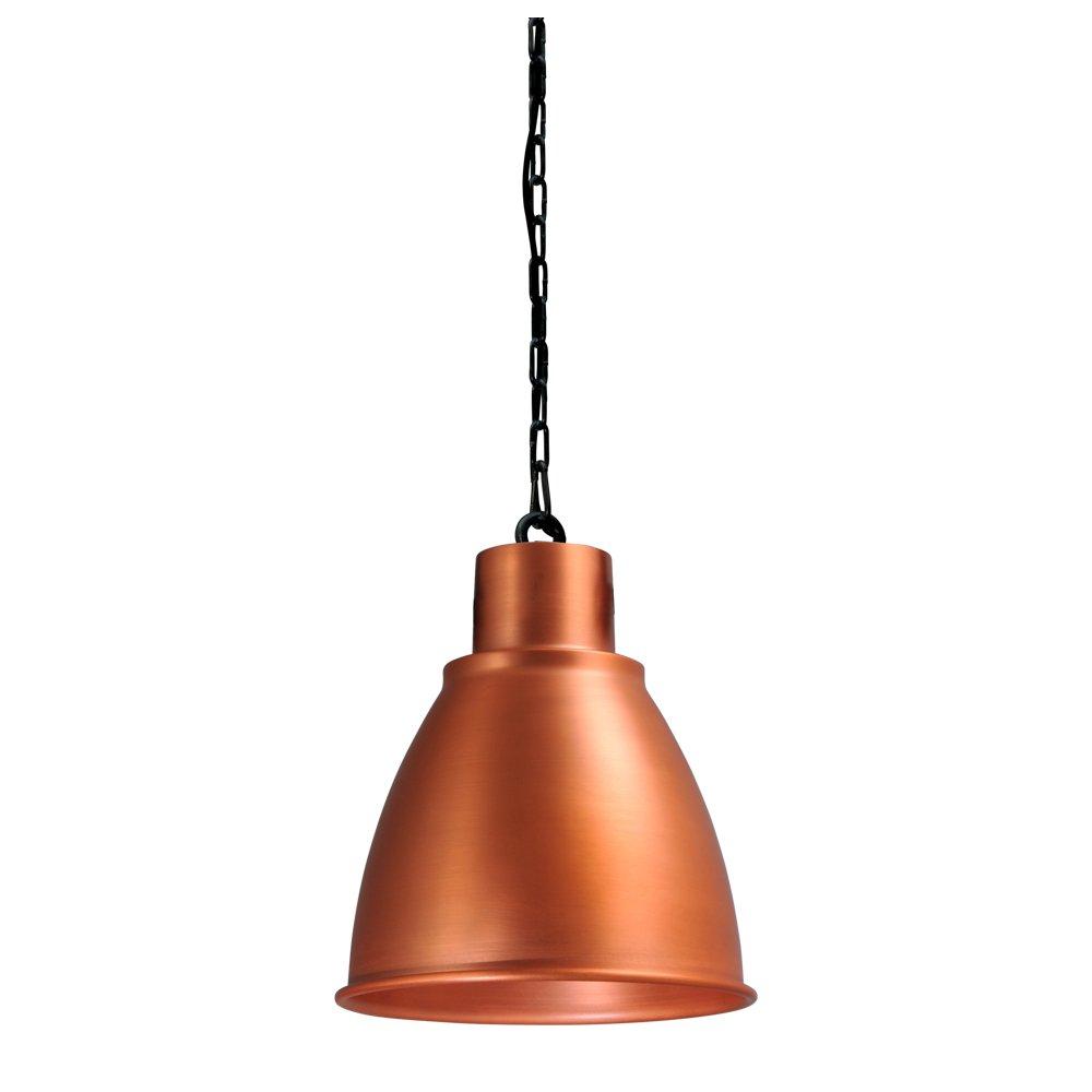 Masterlight Roodkoperen hanglamp Industria 27 Masterlight 2007-55-H