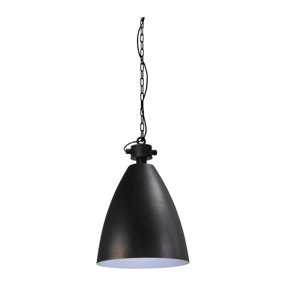 Masterlight Zwarte industrie hanglamp Industria 41 Masterlight 2010-30