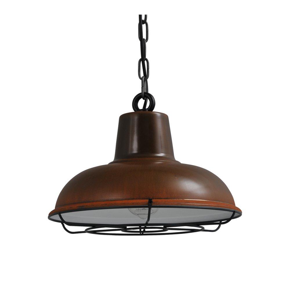 Masterlight Roest industrie hanglamp Industria 36 Masterlight 2046-25-C-K