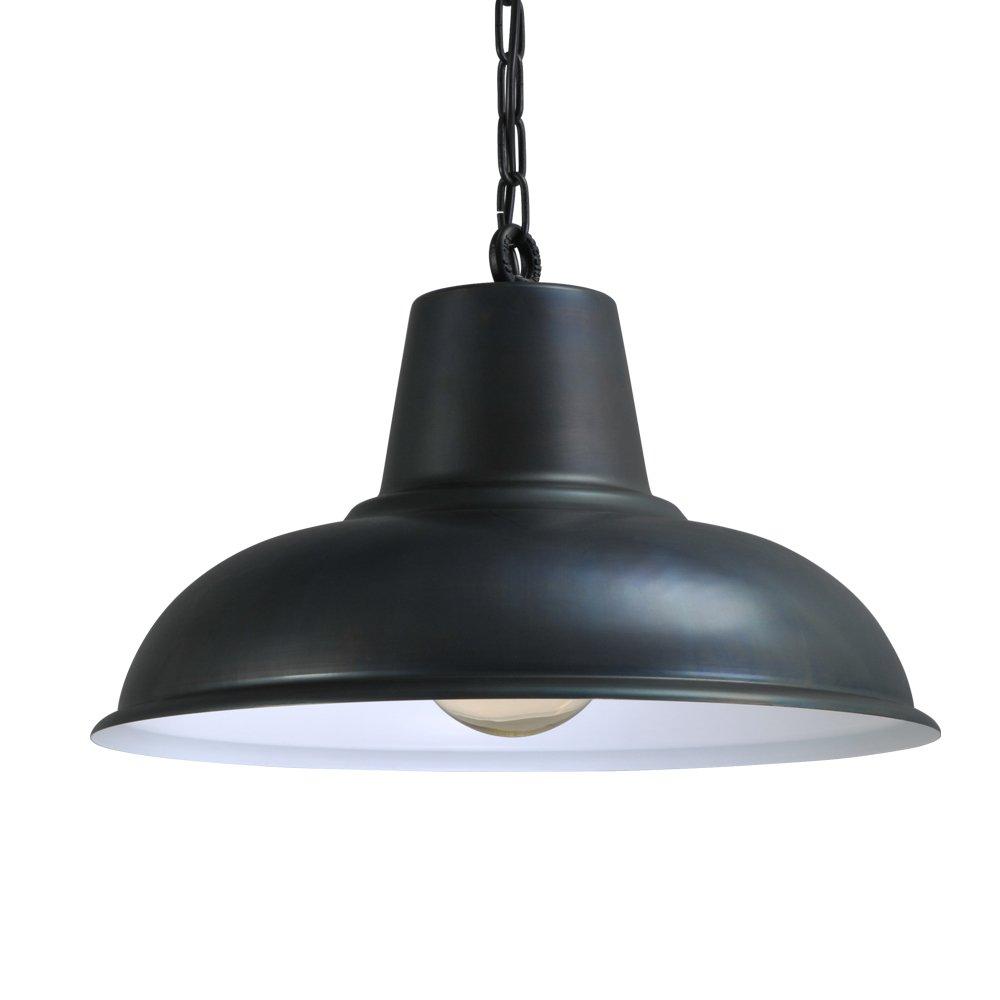 Masterlight Stoere Genmetal hanglamp Industria 48 Masterlight 2047-30-K