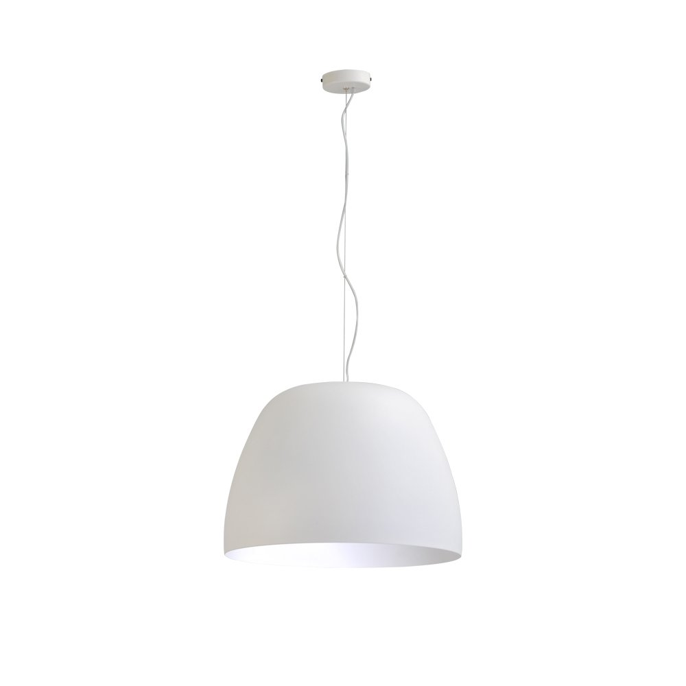 Masterlight Concepto 2050 Ogiva Hanglamp Wit
