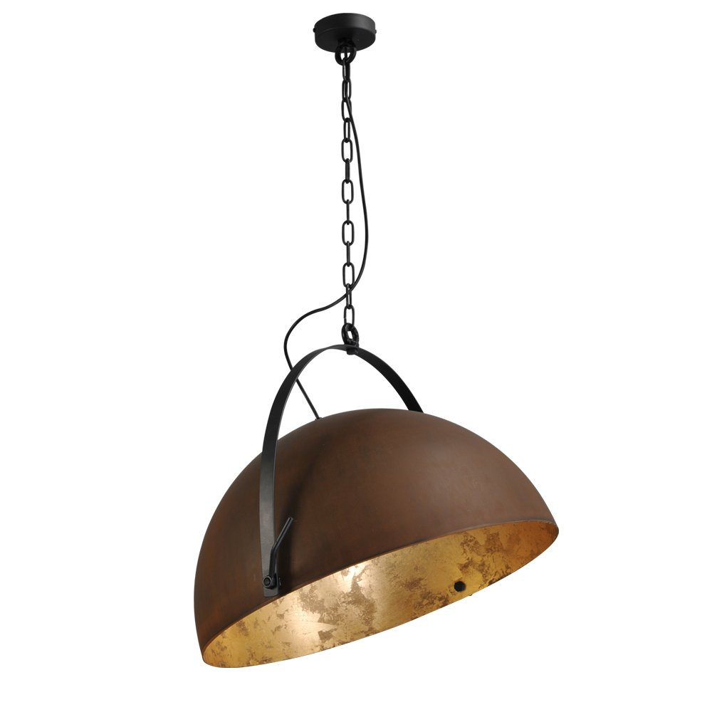 Masterlight Landelijke hanglamp Larino Industria 60 Masterlight 2106-25-08