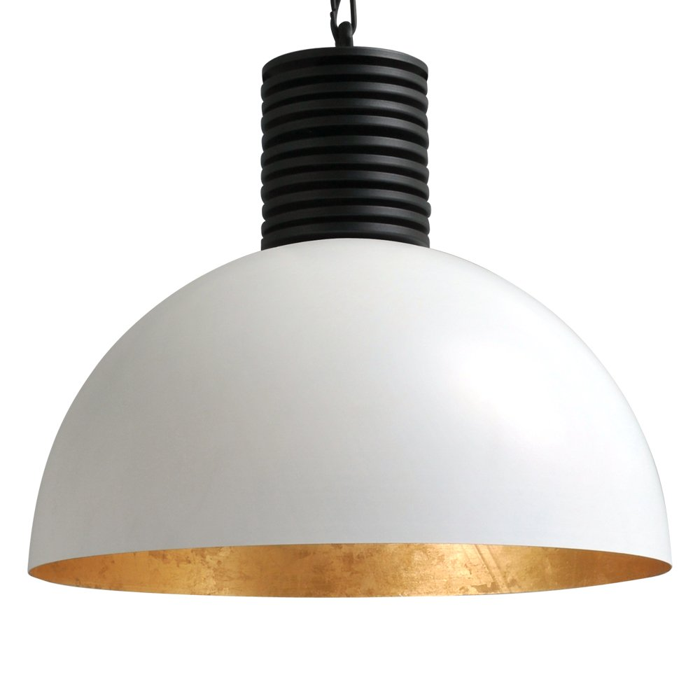 Masterlight Grote industrie hanglamp Industria Gold 50 Masterlight 2197-06-08-R-K