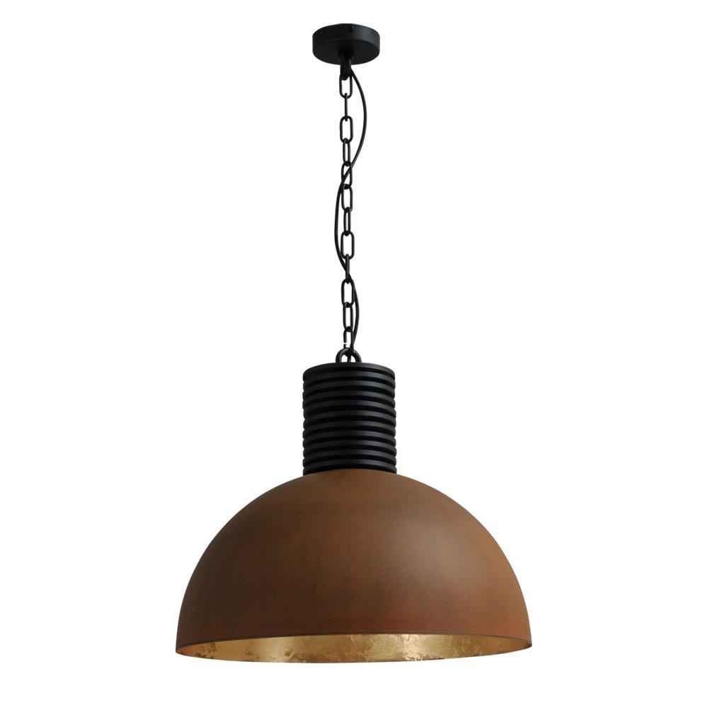 Masterlight Industrie hanglamp roest Industria 50 Masterlight 2197-25-08-R-K