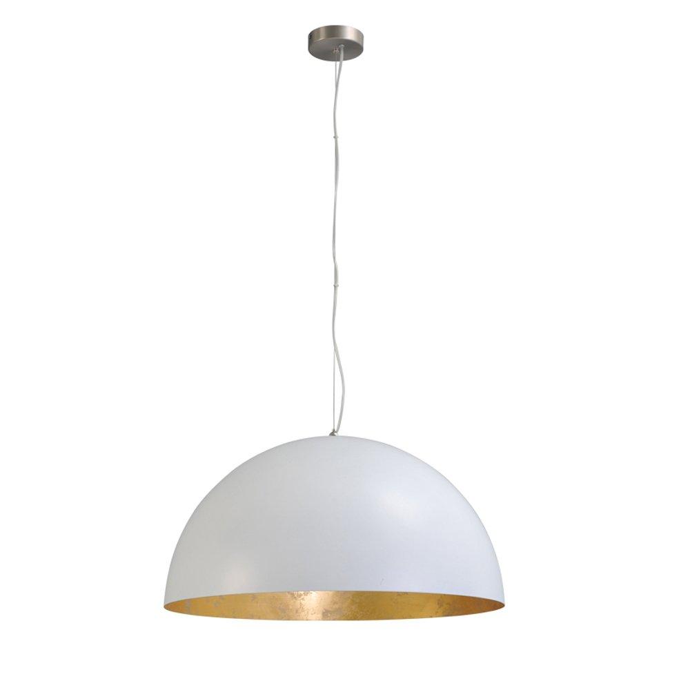 Masterlight Witte design hanglamp Concepto Gold 60 Masterlight 2200-06-08-ST