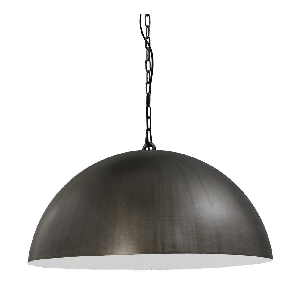 Masterlight Stoere zwarte hanglamp Industria Gunmetal 60 Masterlight 2200-30-06-K