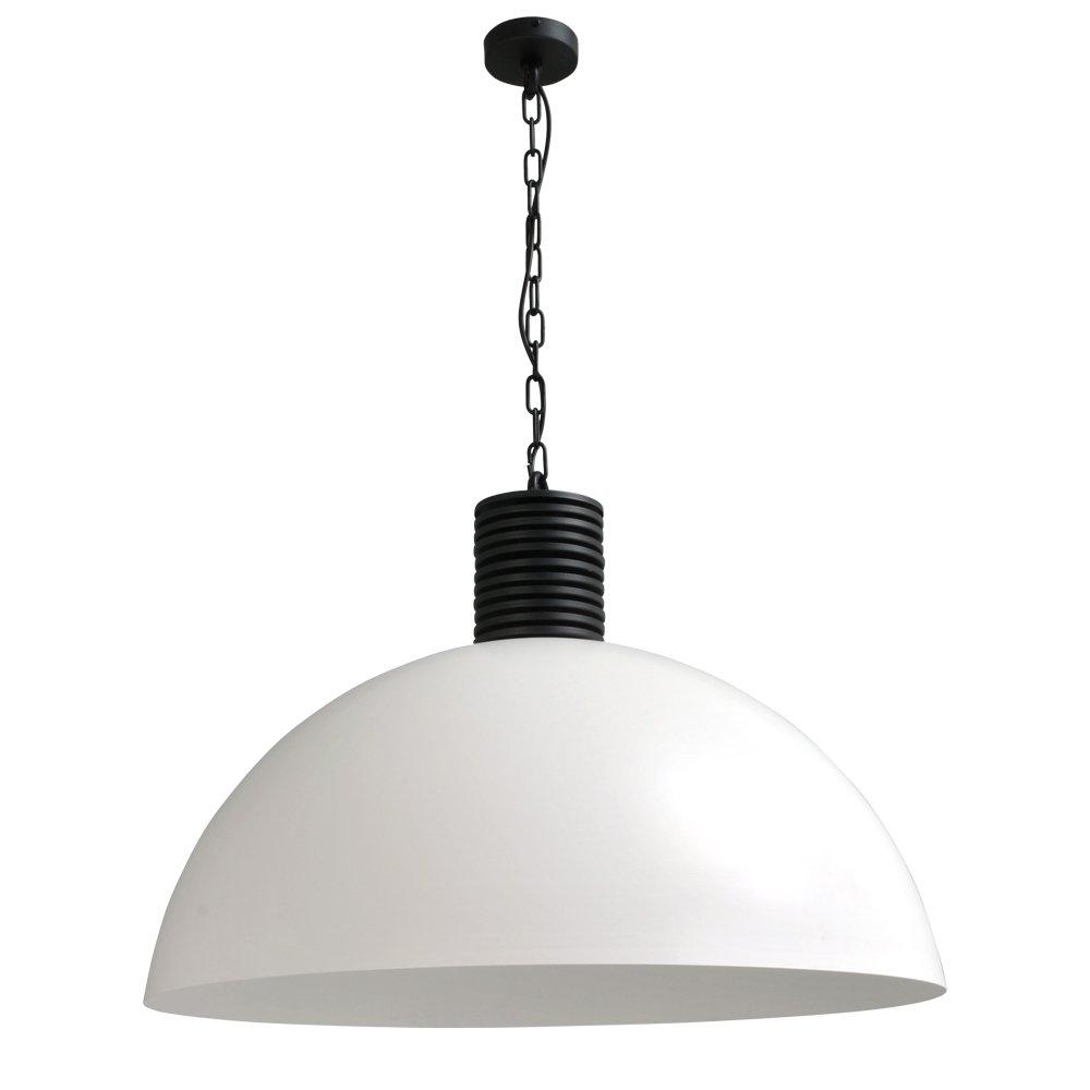 Masterlight Grote witte industrie hanglamp Industria 80 Masterlight 2201-06-06-R-K