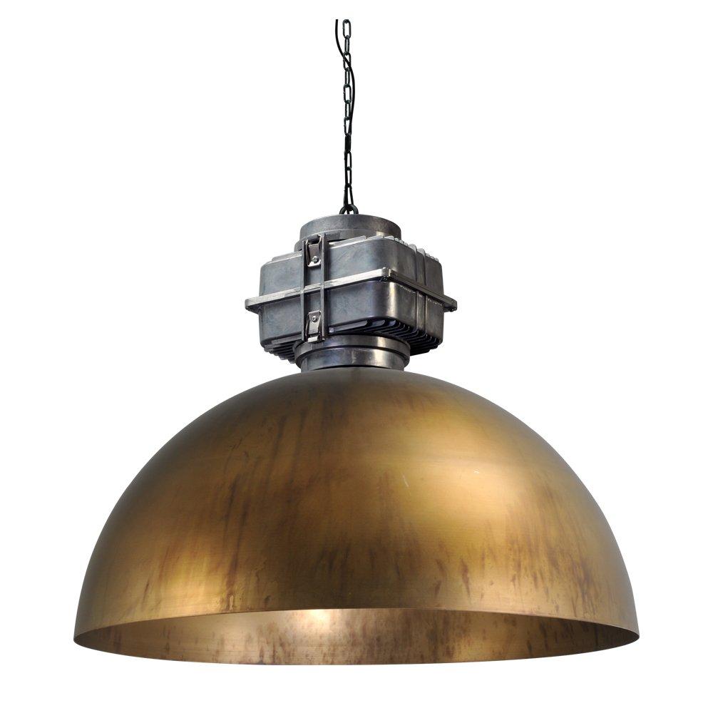 Masterlight Antieke industrie hanglamp Industria 80 Masterlight 2201-10-10-BL