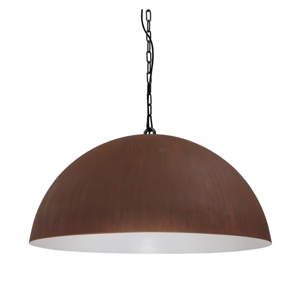 Masterlight Roestige hanglamp Industria 80 Masterlight 2201-25-06-K