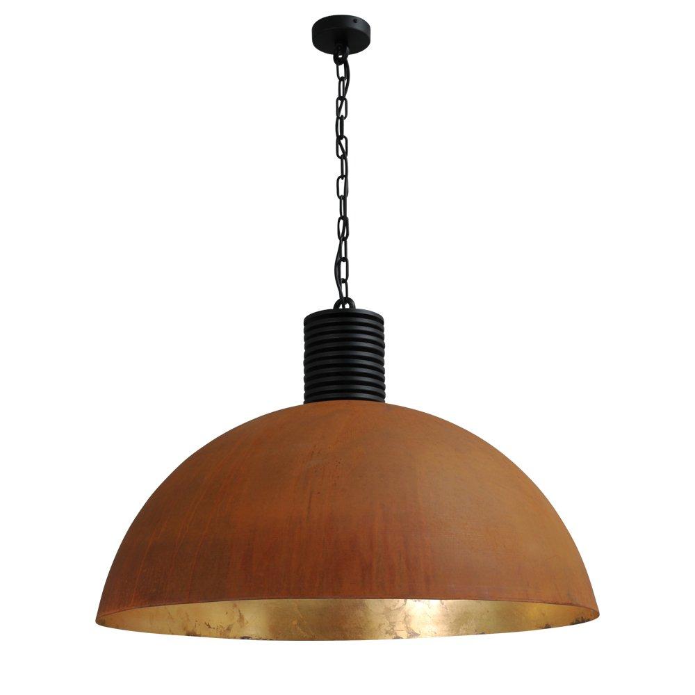 Masterlight Stoere hanglamp roest Industria 80 Masterlight 2201-25-08-R-K