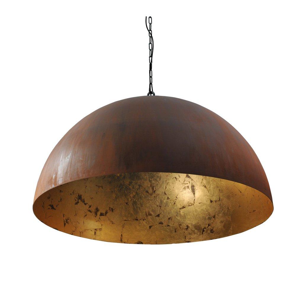 Masterlight Grote hanglamp roest Industria Gold 100 Masterlight 2202-25-08-K