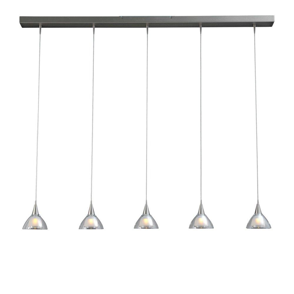 Eetkamer hanglamp Caterina LED van Masterlight kopen | LampenTotaal