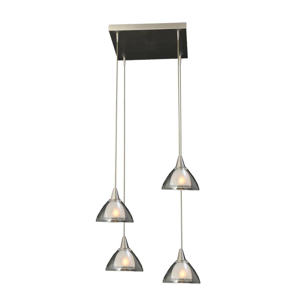 Masterlight Vide - eetkamer hanglamp Caterina LED Masterlight 2227-37-06-30-4-5