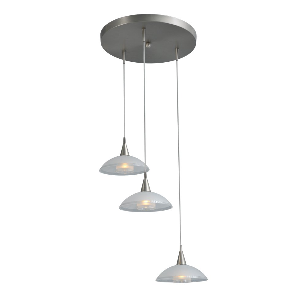 Masterlight Design hanglamp Melani vide model Masterlight 2483-37-06-35-3-5
