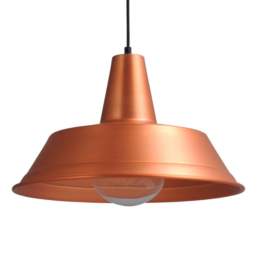 Masterlight Retro hanglamp roodkoper Industria 35 Masterlight 2546-55
