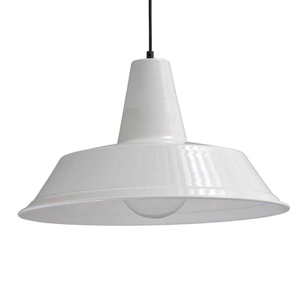 Masterlight Retro witte hanglamp Industria 45 Masterlight 2547-06