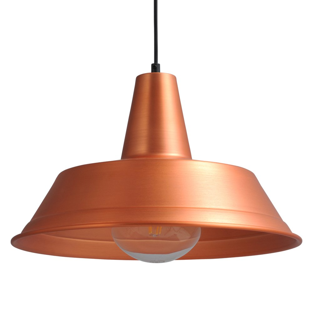 Masterlight Koperen retro hanglamp Industria 45 Masterlight 2547-55