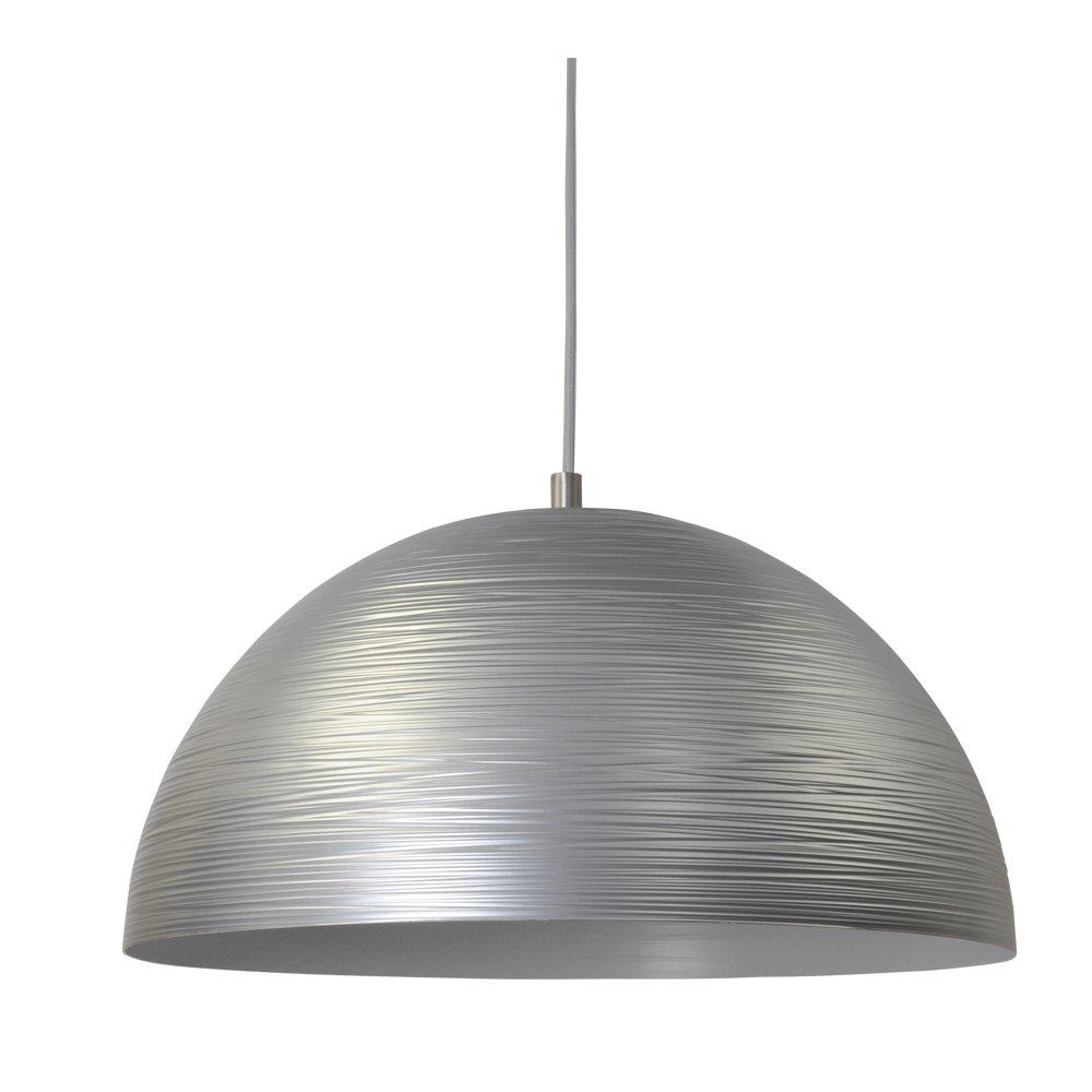 Masterlight Stoere hanglamp zilvergrijs Concepto 30 Masterlight 2730-37