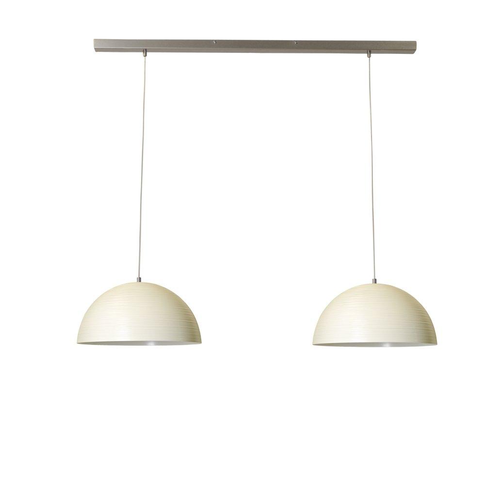 Masterlight Witte eettafellamp Concepto 2x35 Masterlight 2731-06-100-2