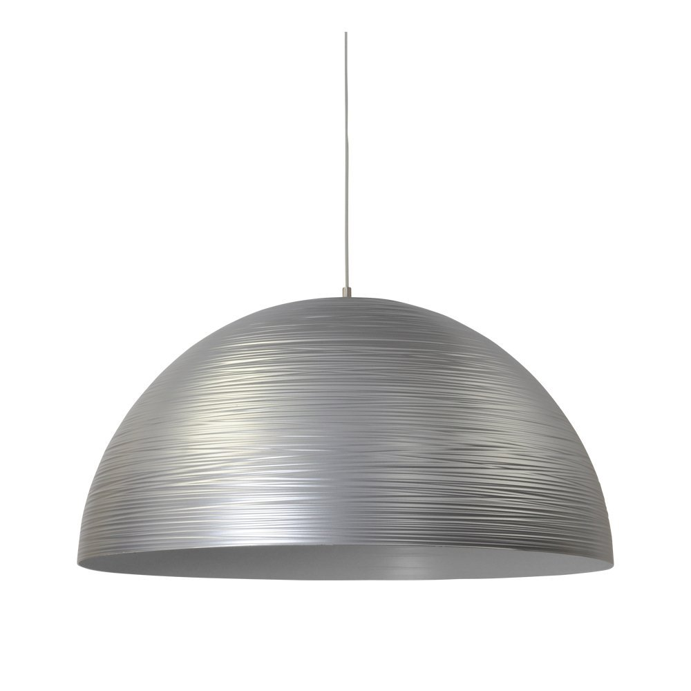Masterlight Zilvergrijze hanglamp Concepto 45 Masterlight 2732-37