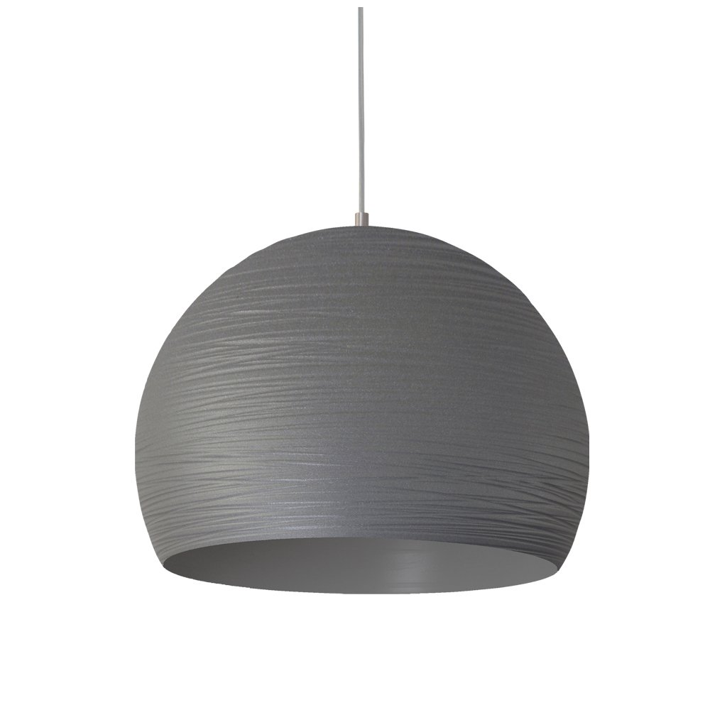 Masterlight Beton grijze hanglamp Concepto 20 Masterlight 2810-00