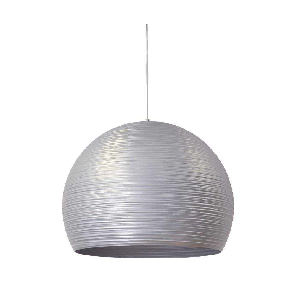 Masterlight Zilvergrijze hanglamp Concepto 40 Masterlight 2811-37