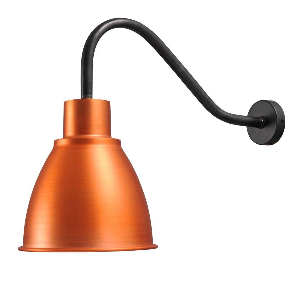 Masterlight Roodkoperen wandlamp Industria Masterlight 3006-05-55