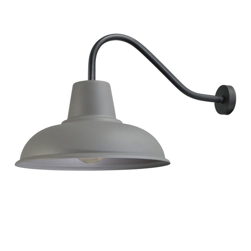 Masterlight Betongrijze wandlamp Industria 48,5 Masterlight 3047-05-00