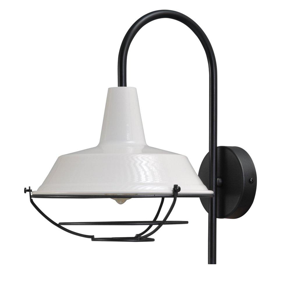 Masterlight Retro witte industrie wandlamp Industria Masterlight 3545-05-06-C