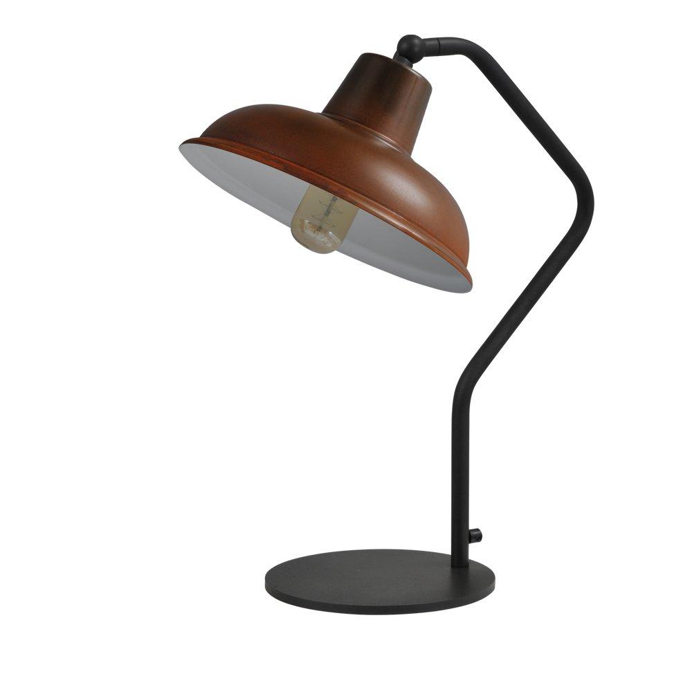 Masterlight Roestbruine leeslamp Industria Masterlight 4045-05-25