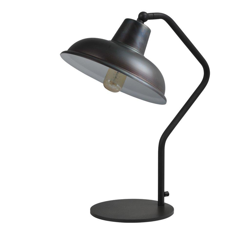 Masterlight Gunmetalen leeslamp Industria Masterlight 4045-05-30