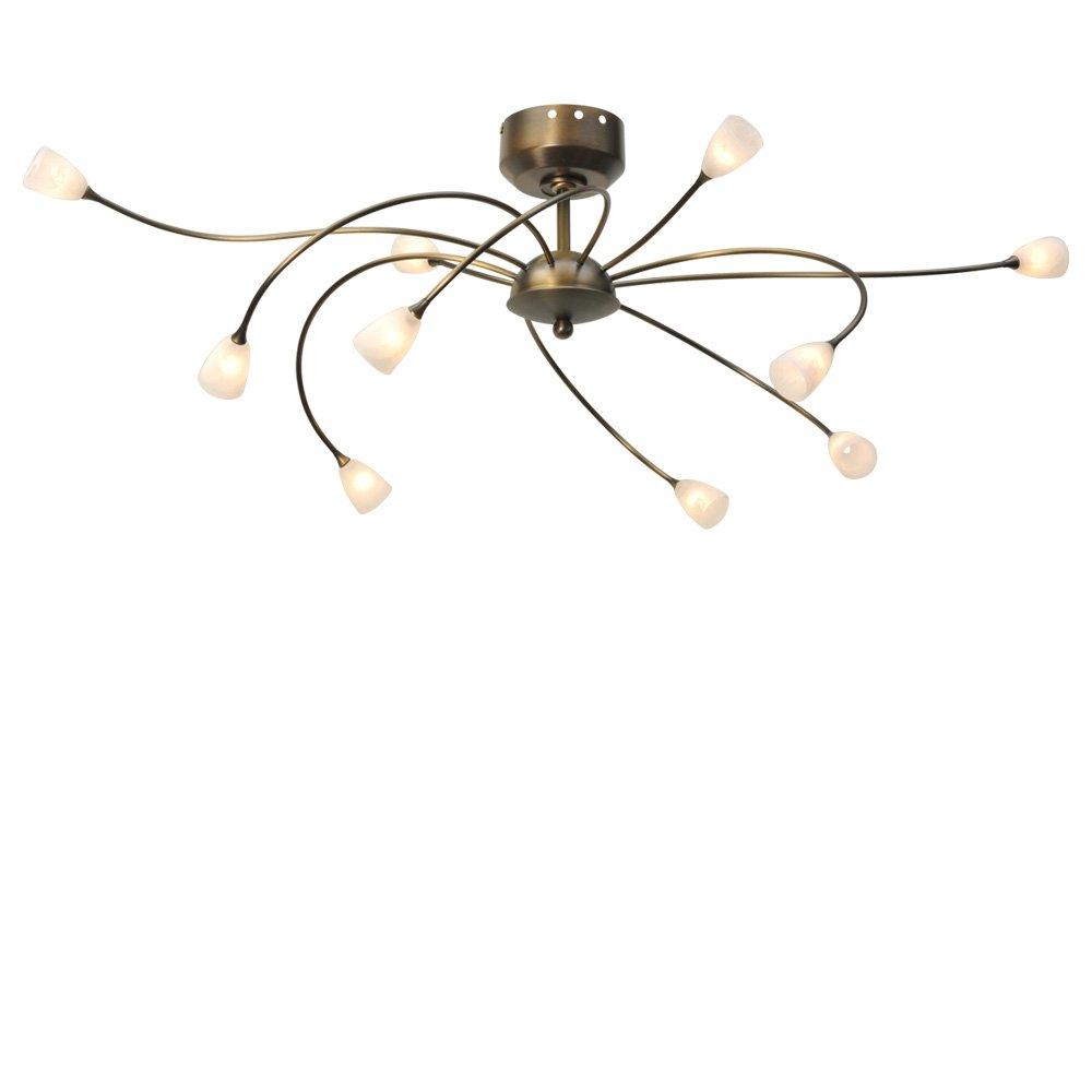 Masterlight Molto 2 LED Plafondlamp Masterlight 5698-01-134-DW