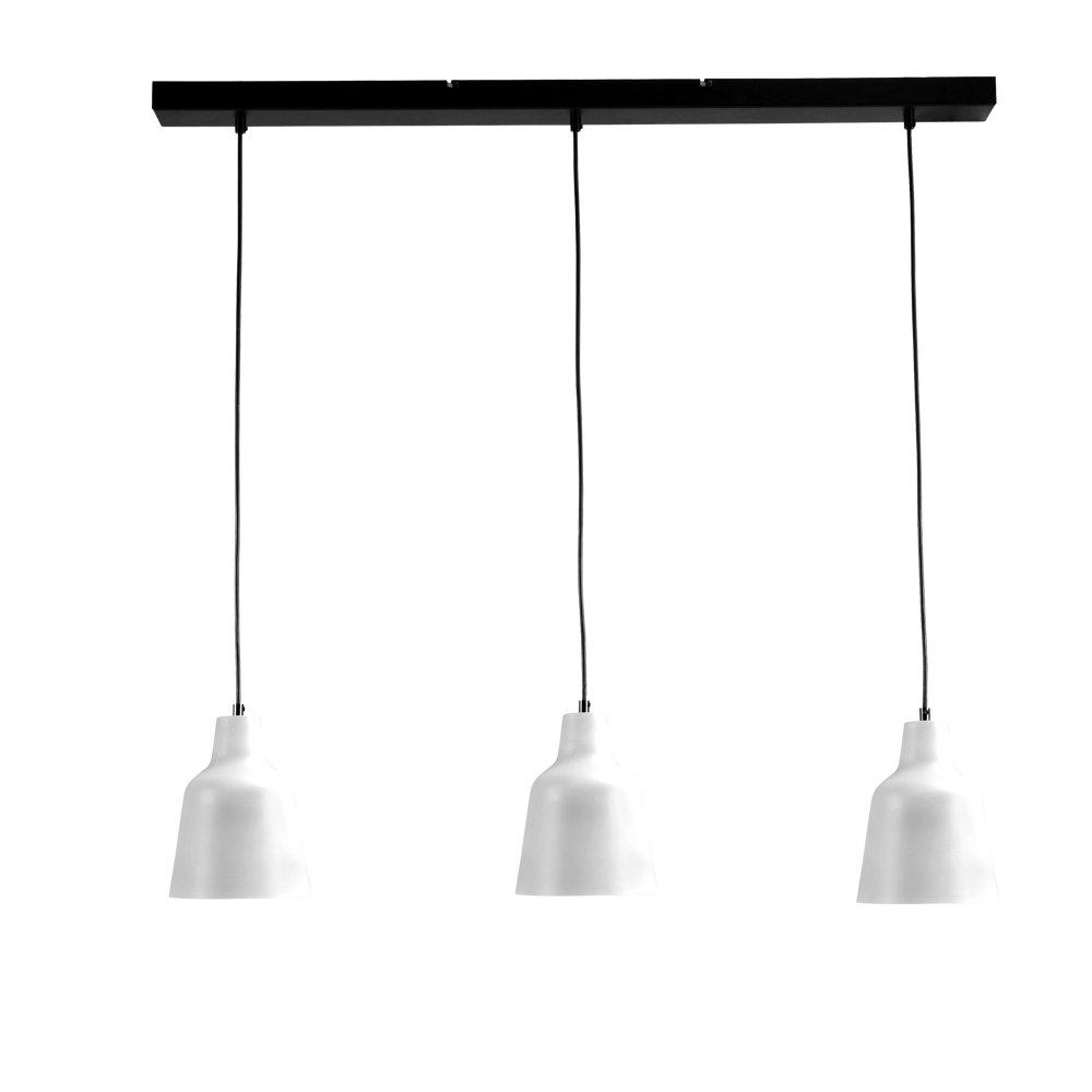 Masterlight Leuke eettafellamp wit Concepto 3x16 Masterlight 2755-06-100-3