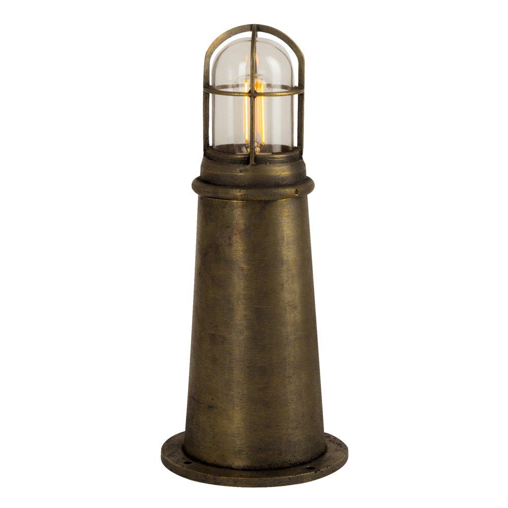 Scheepslamp Harbour 1 Brons