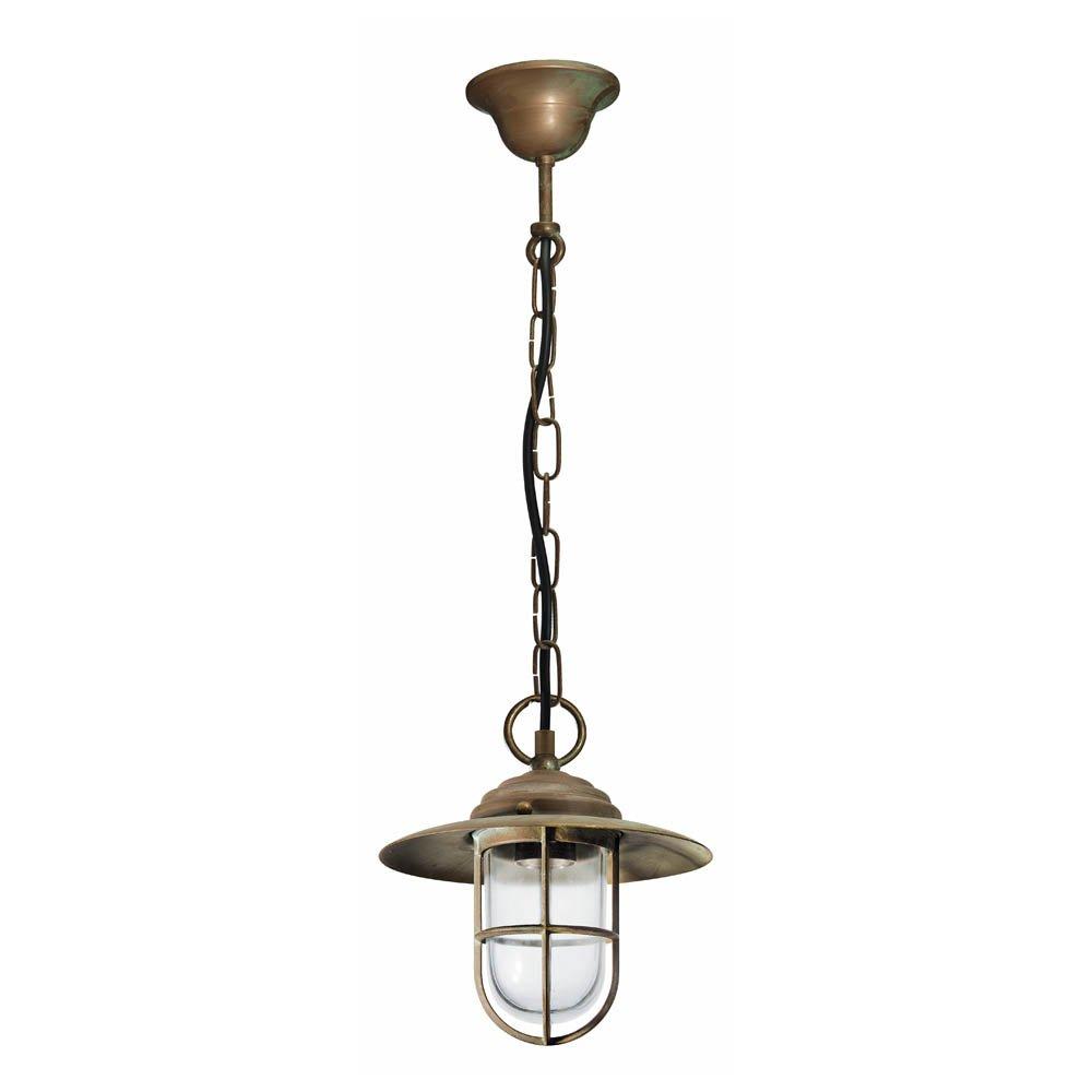 Franssen Antieke veranda hanglamp Maritiem Franssen-Verlichting 23164K-36