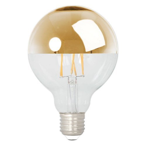 4W - E27 - GLB95 - Led - Filament Gold - Ec. 425456 - € 14,95