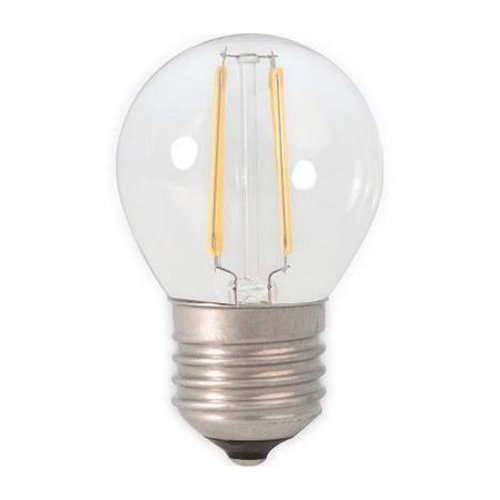 3,5W - E27 - P45 - Led - Filament Clear - Ec. 474483 - € 6,95