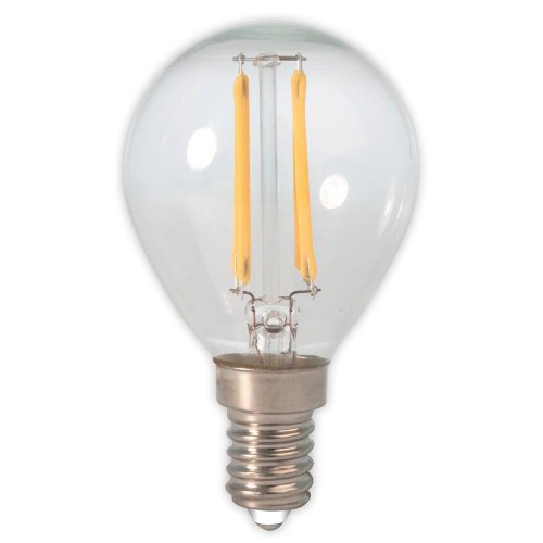 2W - E14 - P45 - Led - Filament Clear - Ec. 425102 - € 4,95
