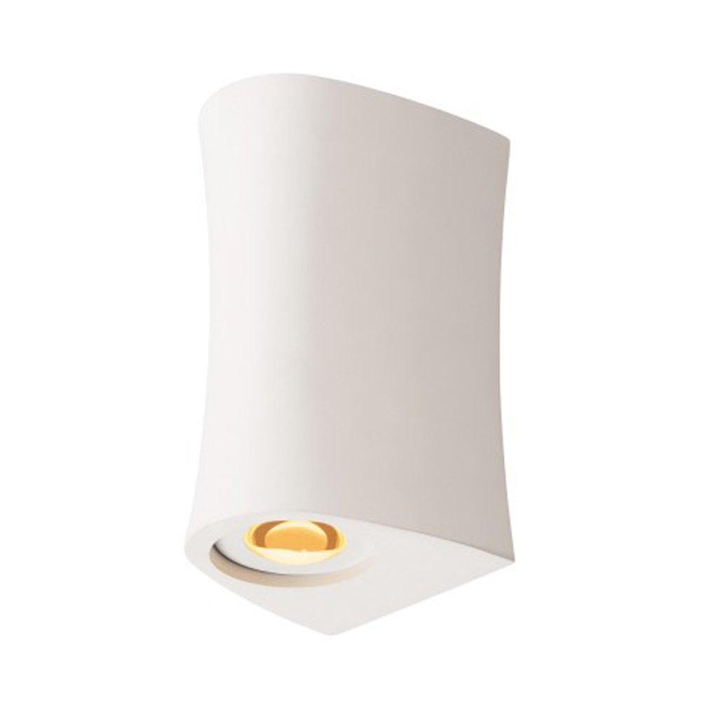 SLV - verlichting Up en down wandlamp Plastra SLV. 1001271