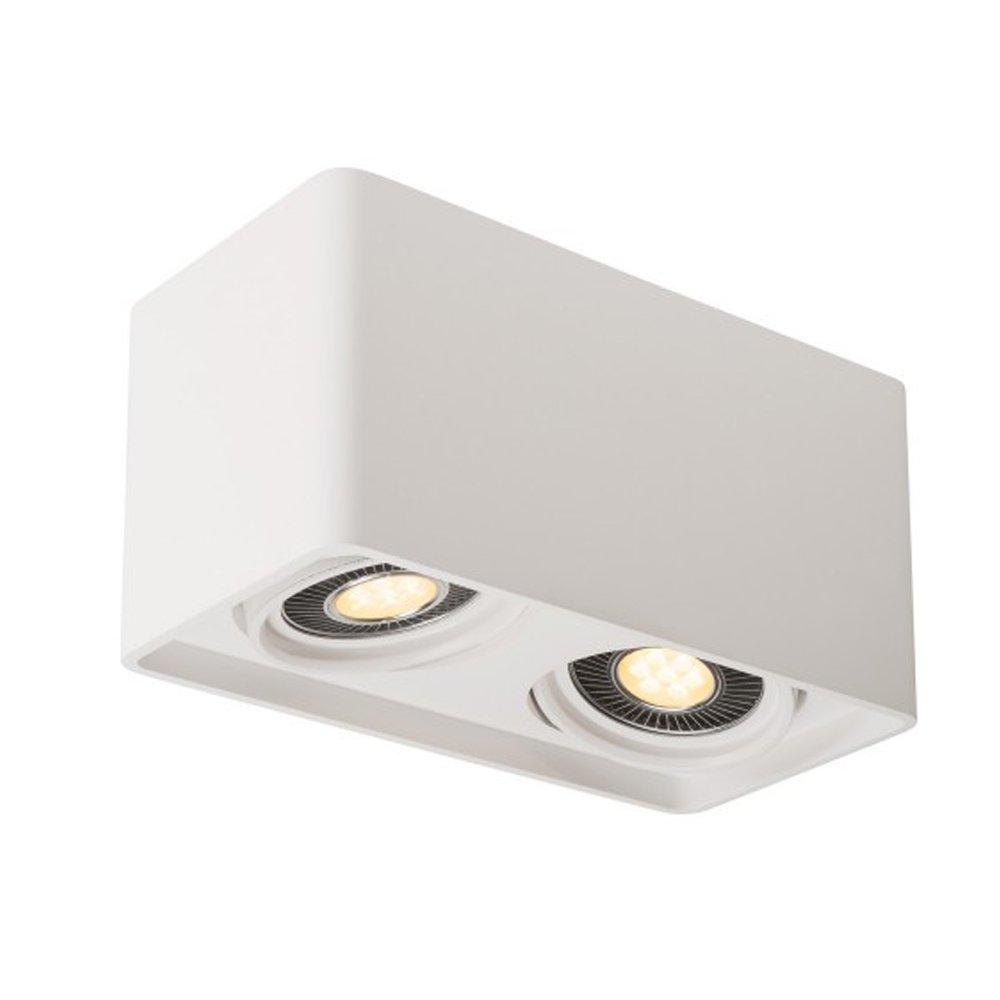 SLV - verlichting Plafondspotlamp Plastra SLV. 148082