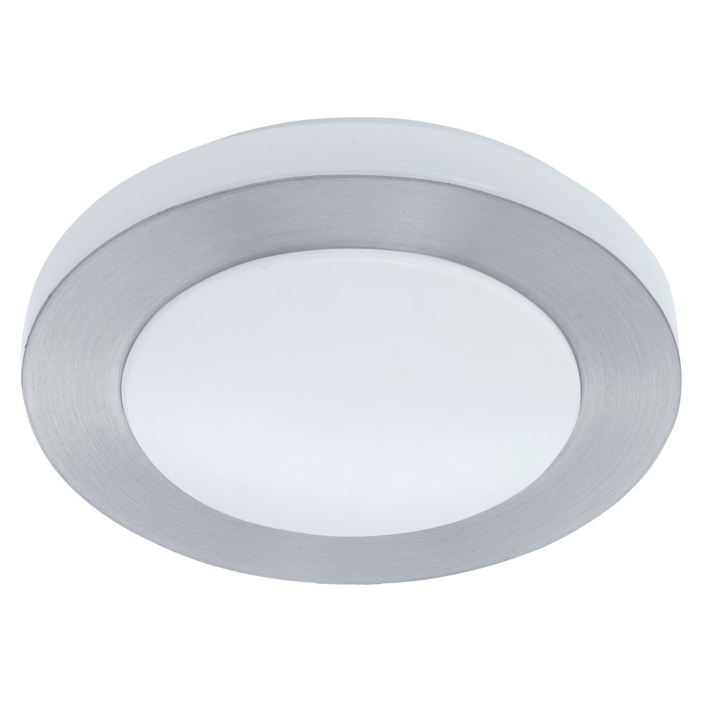 plafonniere DM300 ALU-GEB.-wit LED CARPI 94967