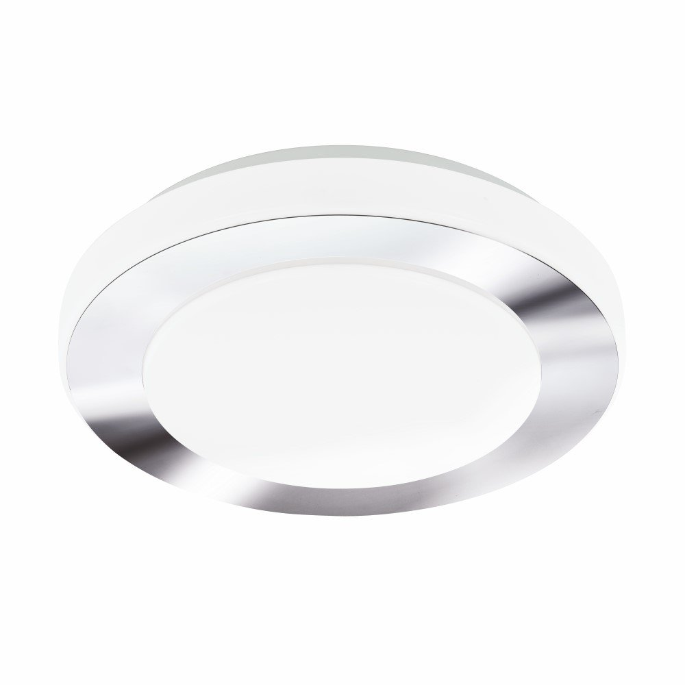 plafonniere DM300 chroom-wit LED CARPI 95282