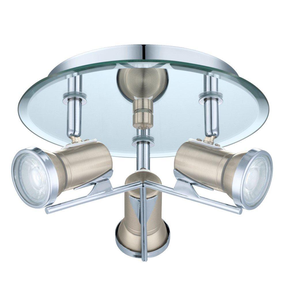 Badkamer plafondspots Tamara 1 van Eglo kopen | LampenTotaal