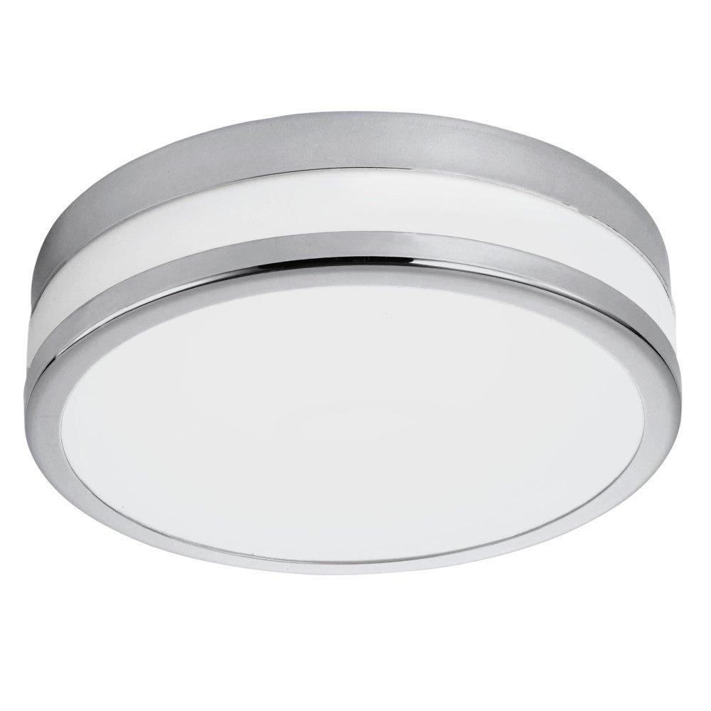 Badkamer plafondlamp Led Palermo van Eglo kopen | LampenTotaal