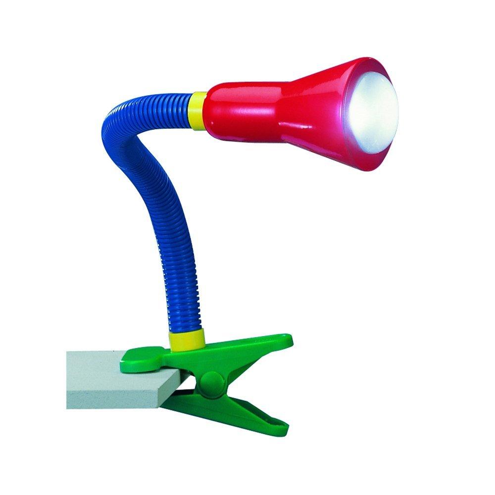 Tafellamp COULEUR met klemvoet