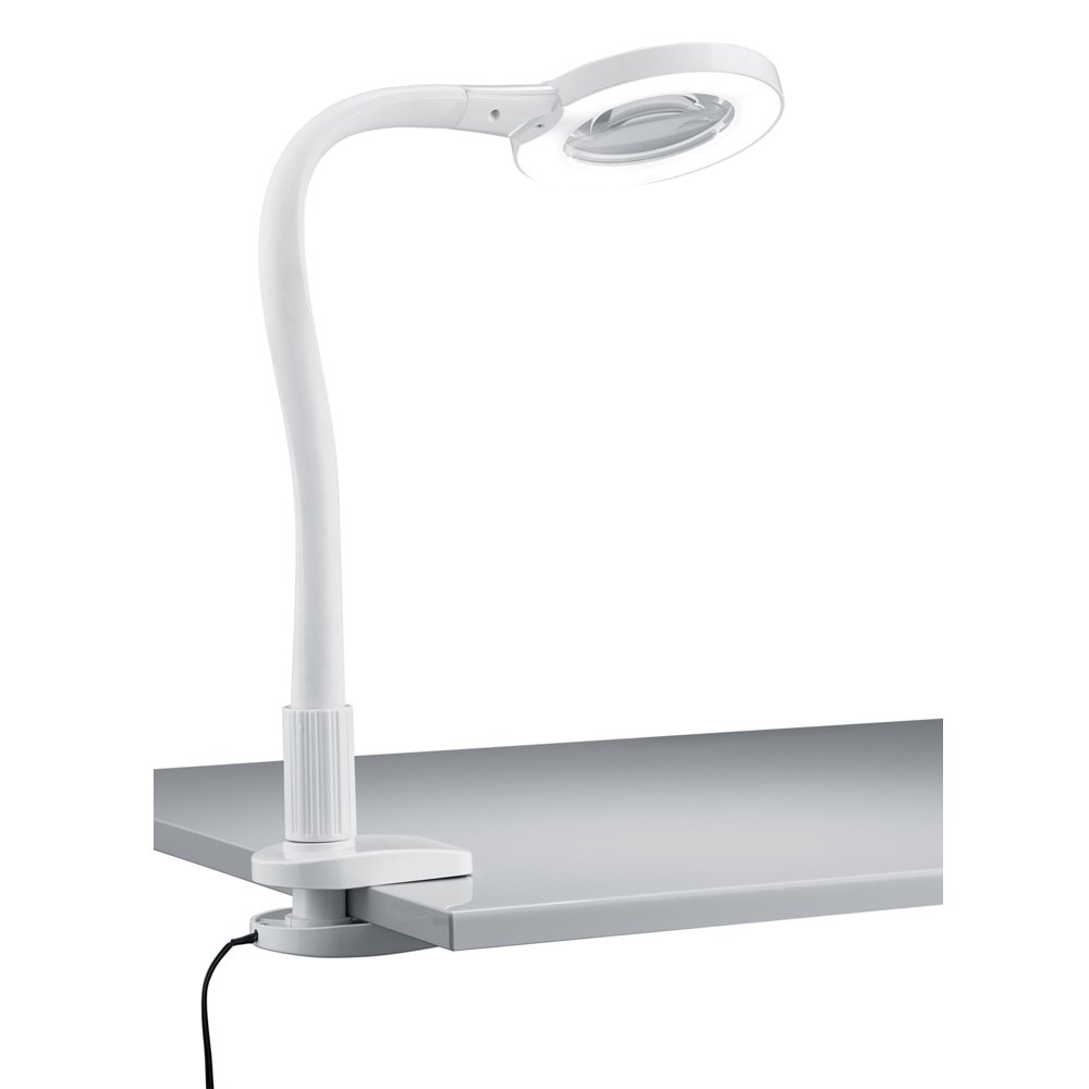 Trio international Klem leeslamp Lupo Trio 227280101
