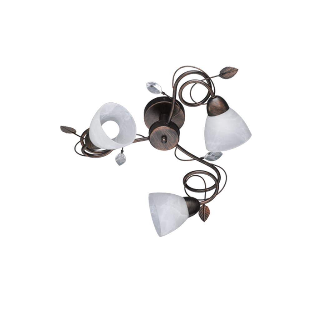 Trio international Antieke plafonlamp Traditio Trio 600700328